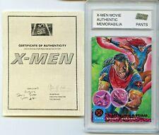 Bishop & Jean Grey 1994 Fleer Ultra X-Men Movie Memorabilia Swatch LS1049