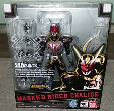 BANDAI S.H.Figuarts Kamen Masked Rider Chalice Action Figure Blade