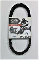Gates Extreme Performance Carbon Cord C-12 Drive Belt For Kawasaki Part #19C3450