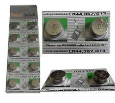 LOT DE 200 PILE BOUTON BATTERIE LR44 AG13 G13 357 1,55V ALKALINE NEUF PRIX BAS/