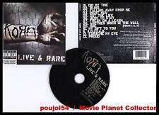 "KORN ""Live & Rare"" (CD) 13 titres 2006"