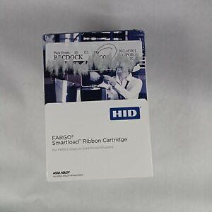 New Fargo C30 Smartload Color Ribbon Cartridge 044200 YMCKO 250 Images - ONS OEM