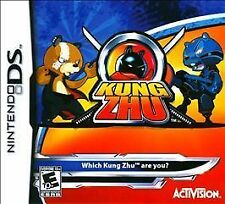 ZhuZhu Pets: Kung Zhu (Nintendo DS, 2010) CART ONLY