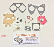 FIAT 500  KIT 012  REVISIONE CARBURATORE WEBER DMTR - 112 ABARTH -