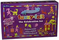 NEW FUZZY FELT 60TH ANNIVERSARY CELEBRATION DELUXE SET - 500+ Pieces John Adams