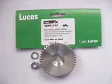 BSA A10, A7, LUCAS K2F MAGNETO ALLOY DRIVE WHEEL REPLACES 67- 0540  MADE IN UK