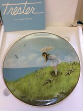 Lorraine Trester 1976 Limited Ed Collector Plate One Lovely Yesterday NIB