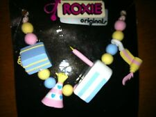 Roxie birthday  handcrafted Necklace   that ties