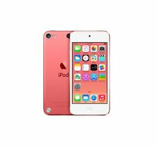 """Apple iPod Touch 64GB 5th Generation 4"""" Multi-touch Retina display - Pink"""