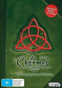 Charmed The Complete Series Box Set DVD Region 4 NEW