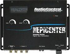 AudioControl Epicenter Bass Booster & Restoration Processor with remote (black)