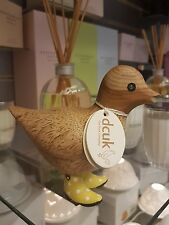 dcuk Wooden Chick