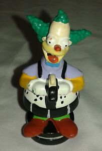 The Simpsons 3D Chess Set Replacement Krusty Black Knight Token Piece  2001 Fox