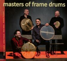 COSKUN/PICCIONI/FRESCO/VELEZ - MASTERS OF FRAME DRUMS   CD NEW+