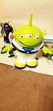 Rare Vintage Toy Story Singing Dancing Alien and other character Toys