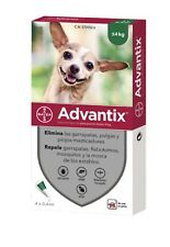 ADVANTIX  0-4 Kg 4 Pipetas (blister) Cad 2023