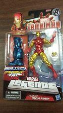 Marvel Legends BAF Iron Monger Classic Iron Man Figure NEW