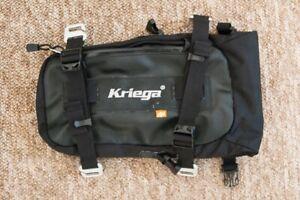 Kriega US-5 Drypack - 5L, Black
