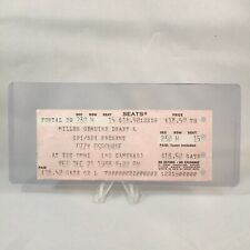 Ozzy Osbourne The Omni Atlanta Georgia Concert Ticket Stub Vintage Dec 21 1988