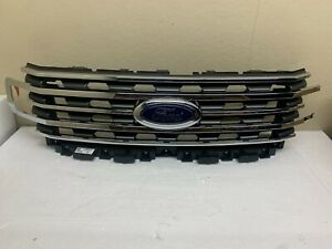 2018 2019 2020 Ford Expedition Front Grille OEM