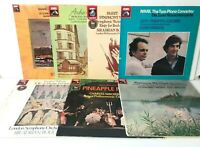 EMI Classical Record Lot of 7 Ma Vlast Ravel Prokofiev Vaughan Parry No 5 3