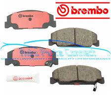 BREMBO FRONT BRAKE PADS HONDA CIVIC DEL SOL CRX ACCORD D15 D16 SI DX LX GX HX CX