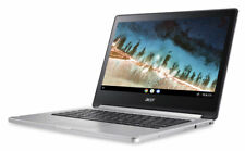 """NEW Acer Chromebook R13 2-in-1 13.3"""" FHD Touch-Screen 4GB/64GB eMMC SSD - Silver"""