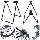 Bike Cycling Folding Wheel Hub Stand Kickstand Repair Parking Holder Stands Rack
