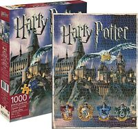 Harry Potter Hogwarts 1000 Teile Puzzle 690mm x 510mm (NM)