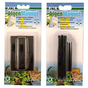 JBL Algae Magnet Medium/Large Cleaner for up to 10/15mm Glass Aquarium Fish Tank