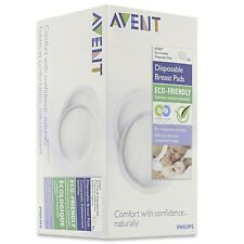 Philips AVENT 30x Eco Friendly Soft Disposable Nursing Breast Pads Retail Pack