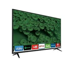 "VIZIO D55u-D1 55"" Class Ultra HD Full-Array LED Smart TV (Black)"