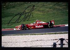 Heinz-Harald Frentzen Foto Original Signiert Formel 1 +G 18636