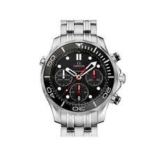 Stainless Steel Strap Wristwatches with Chronograph OMEGA