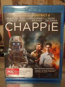 Chappie (Blu-ray, 2015)