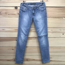 Urban Behavior Skinny Jeans Size 5 Medium Wash Distressed Stretch Denim Pants B3