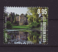 Luxembourg 2018 MNH - Spectacular view - SEPAC - Joint issues - set of 1 stamp