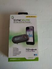 SYNC Elite Activity Tracker SPORTLINE  WV3734GY Sportline NIB