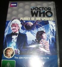DOCTOR WHO - Planet of The Spiders (Jon Pertwee) (Australia Region 4) DVD – New