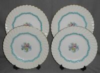 Set (4) Minton ARDMORE PATTERN Dinner Plates MADE IN ENGLAND