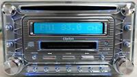 Clarion 2DIN car audio CD  CD-RW MD  MDLP FM AM player DMZ635AL