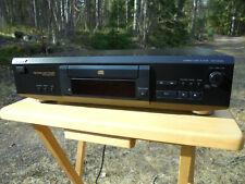 SONY CDP-XE330 CD-Player ohne FB,schwarz ,techn. tadellos , nur min. Gebrauchssp