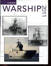 WARSHIP 2011 - annual volume, ed by John Jordan, Conway, HB/dj, Like New