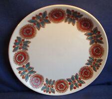 Figgjo Flint Kuchenteller 17,5cm Teller Astrid, Turi Design, Norwegen Keramik