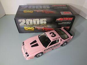 Dale Earnhardt 1989 #3 Budweiser Pink IROC Camaro Xtreme 1/24 Diecast 2006