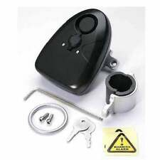 Motorbike Motorcycle Scooter Bike Bicycle Security Alarm. Detects movement.