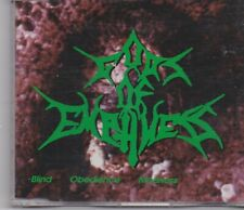 Gods Of Emptiness-Blind Obedience Madness cd maxi single