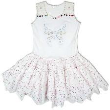 Robes blancs pour fille de 7 à 8 ans