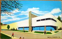 1963 Bala-Cynwyd, PA Postcard: J. B. Van Sciver Co. - Pennsylvania