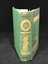 Jules Verne 1873 Osgood Around the World in 80 days Illustrated Towle